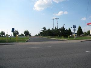 Nissan Stadium Lot D