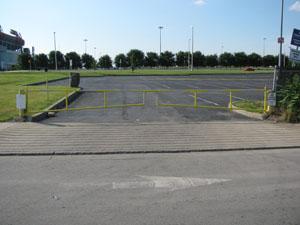 Nissan Stadium Lot N