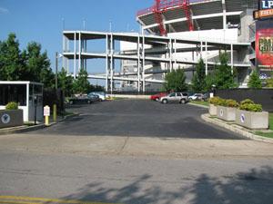 Nissan Stadium Lot S