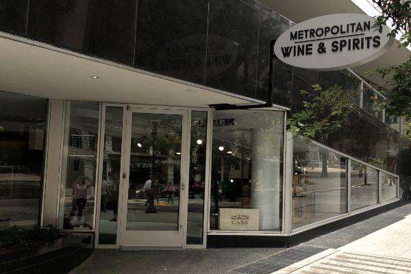 Metropolitan Wines