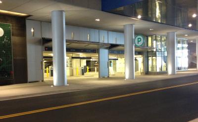 Music City Center Garage