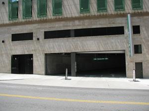 Music City Central Garage