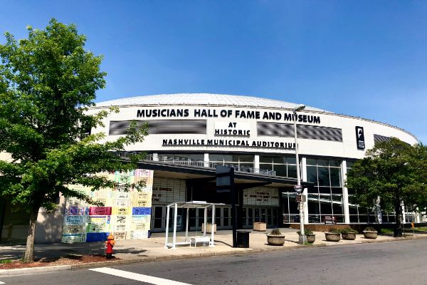 Musicians Hall of Fame & Museum Gift Shop