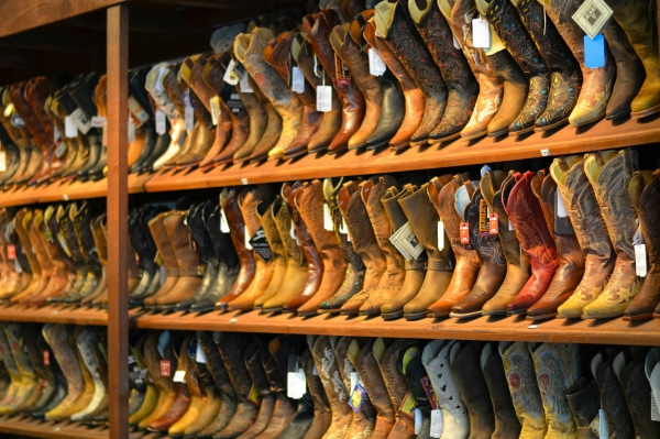 Nashville Boot Co Downtown Nashville