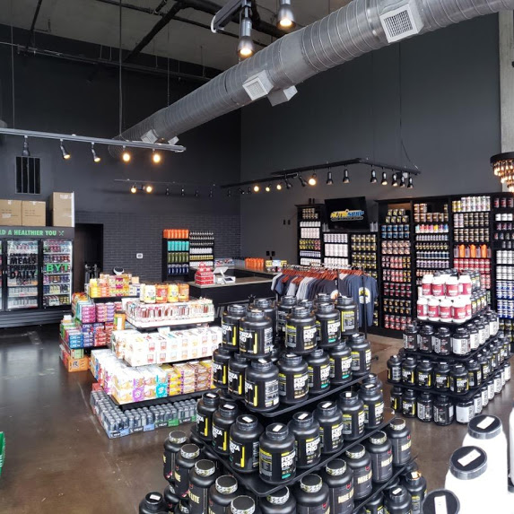 Nutrishop The Gulch Nashville