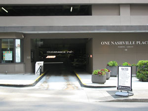One Nashville Place