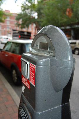 downtown Nashville parking