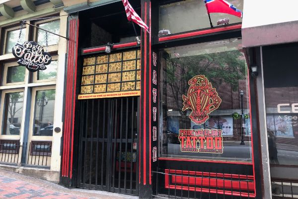 Pride and Glory Tattoo Parlor