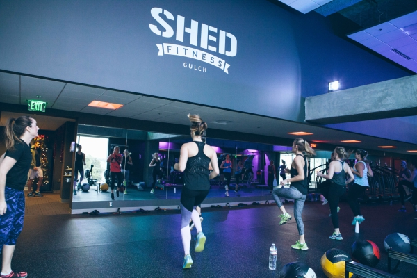 Shed Group Fitness Gulch