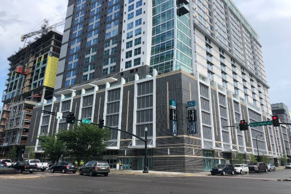 SpringHill Suites Nashville Downtown