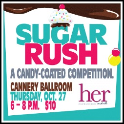 Sugar Rush: A Candy-Coated Competition