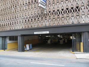 4th & Commerce Garage