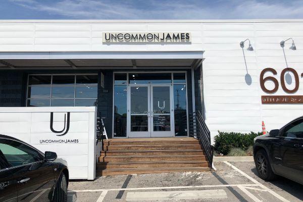 Uncommon James