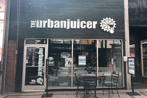 The Urban Juicer
