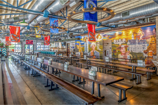 Von Elrod's Beer Hall & Kitchen