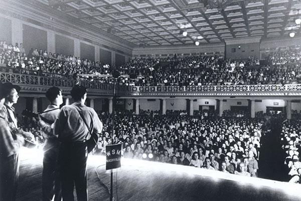 War Memorial Auditorium | Downtown Nashville |Nashville War Memorial