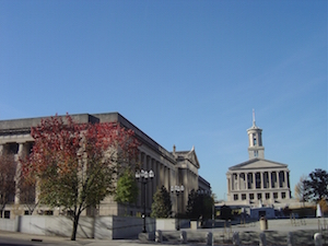 War Memorial Building & Legislative Plaza