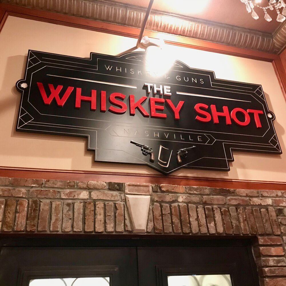 The Whiskey Shot
