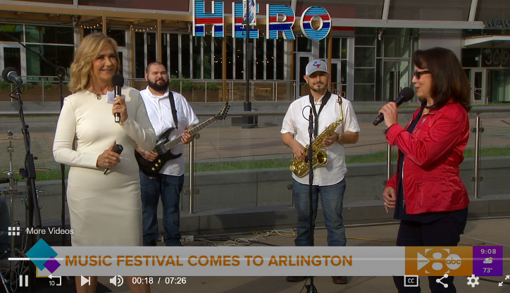 Click to view Good Morning Texas coverage of Ramblin' Roads