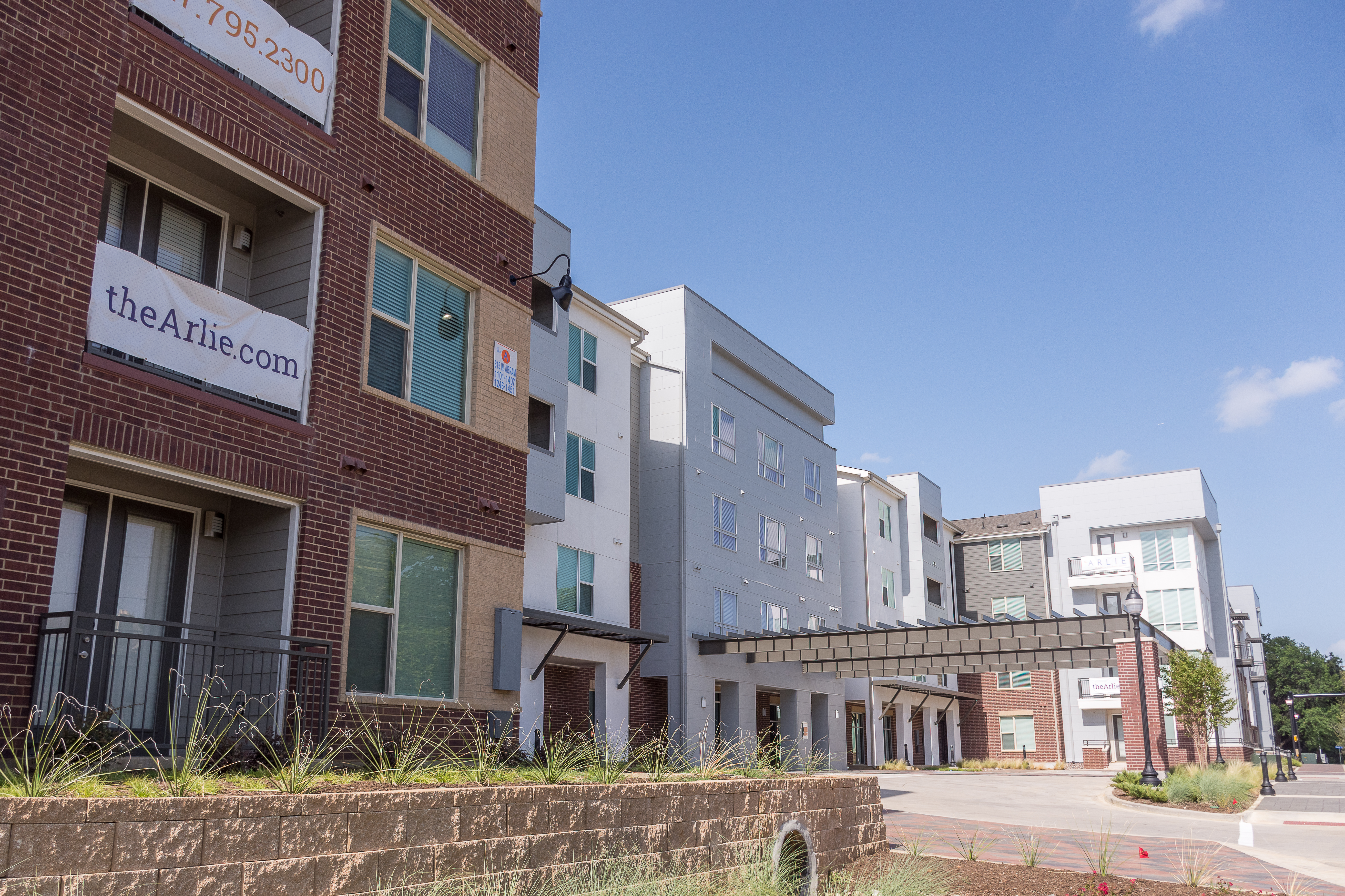 The Arli, a new purpose built student housing project with state-of-the-art amenities.