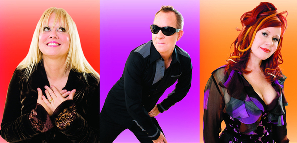 Proceeds from ticket sales to the B-52s concert will help Levitt Pavilion Arlington provide more than 50 free, culturally diverse concerts.