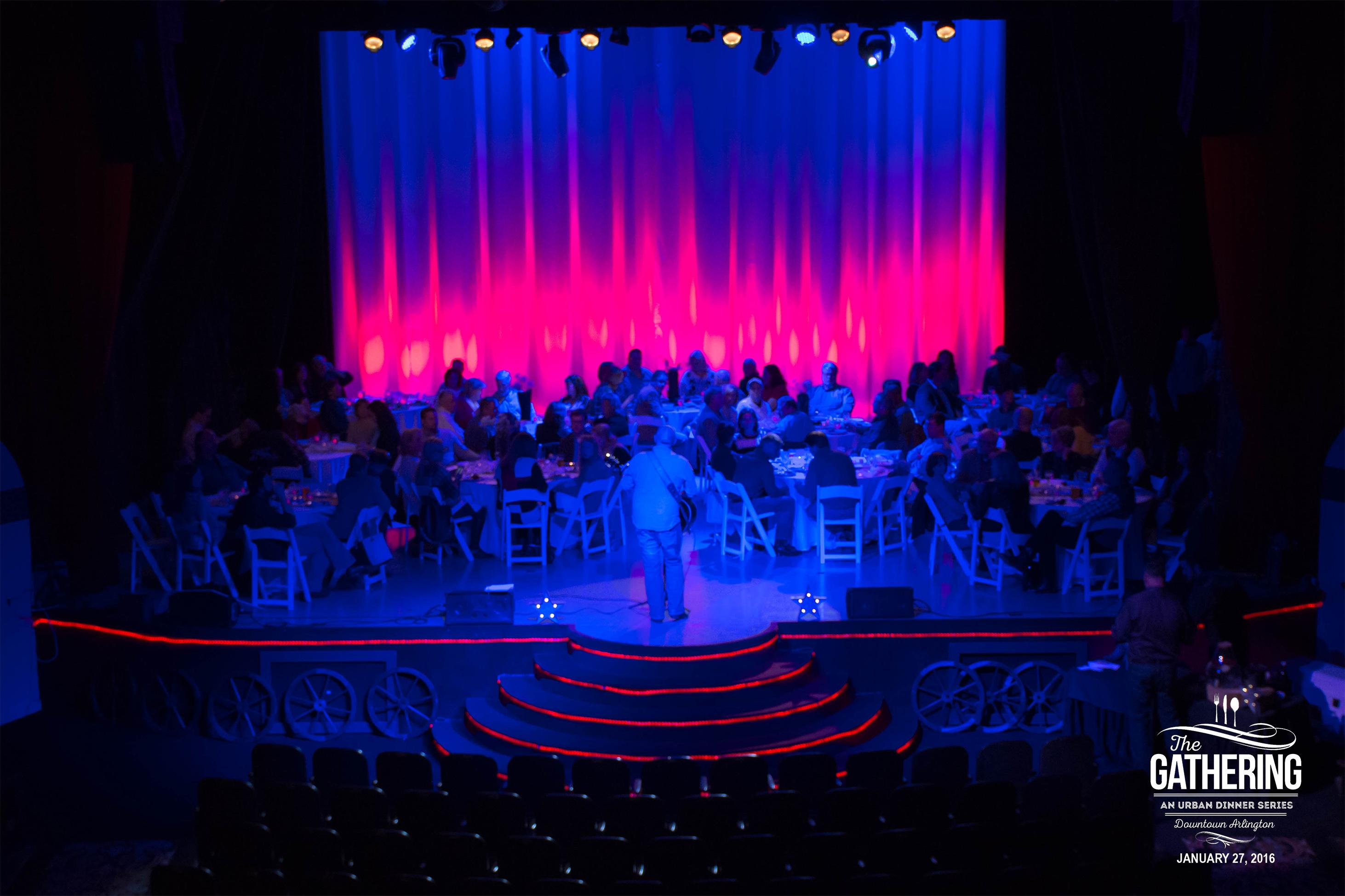 The Gathering at Arlington Music Hall