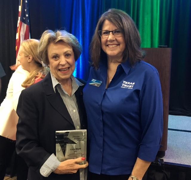 Lana Wolff Dream Builder Award 2017