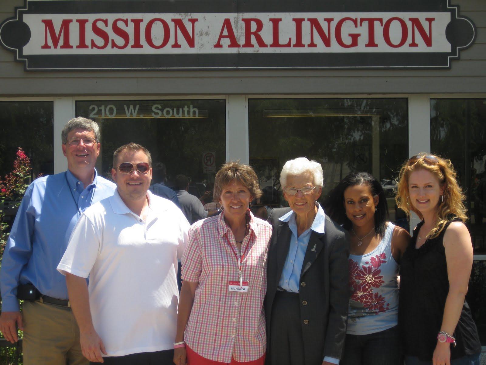 Mission Arlington Organization