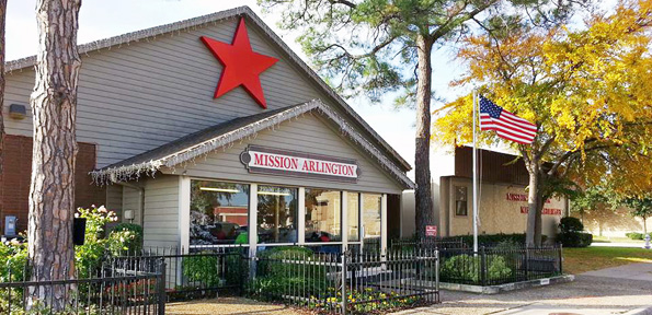Annually, over 40,000 volunteers from across North America follow the star to Mission Arlington/Mission Metroplex and participate in their ministries.