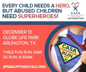 Superhero Run promo