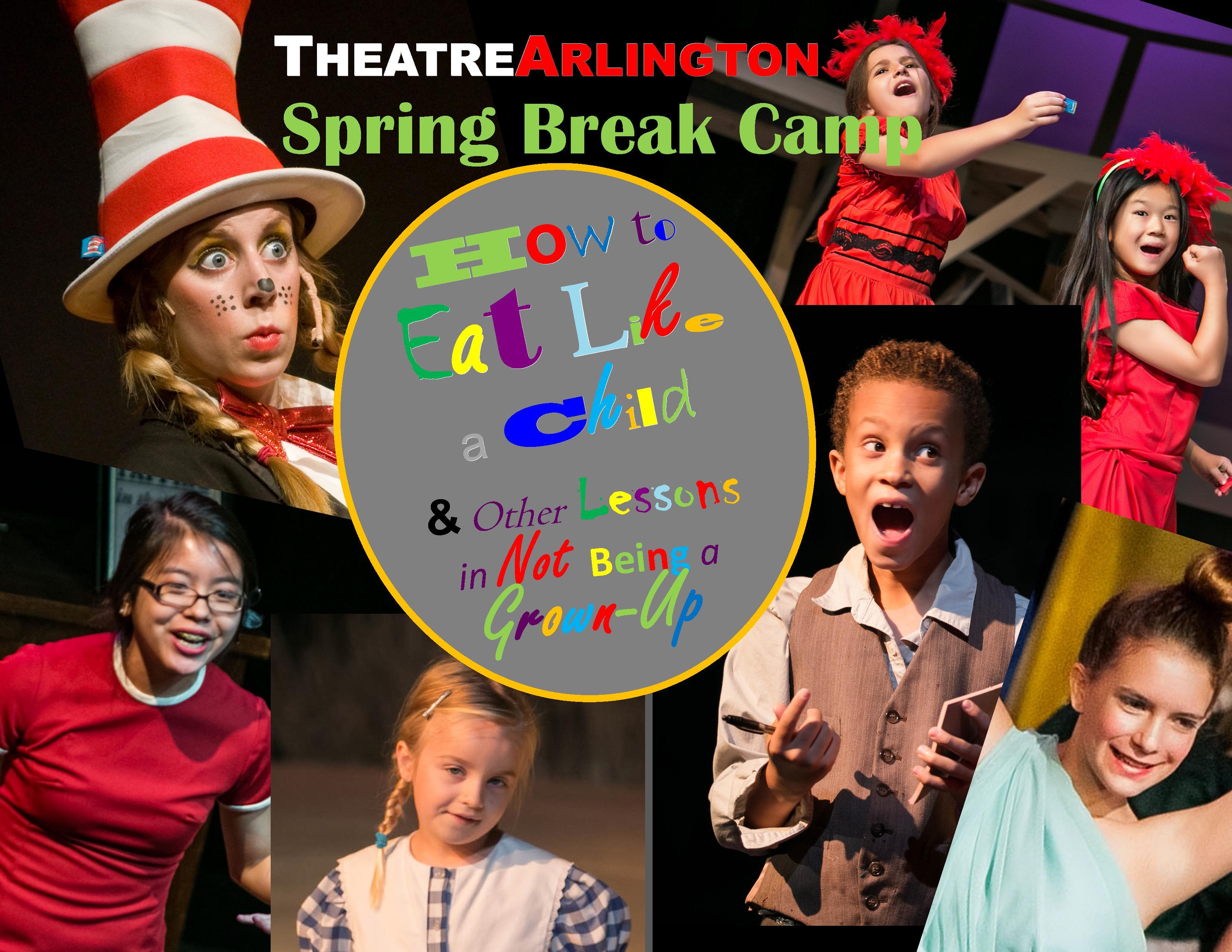 Theatre Arlington spring break camp