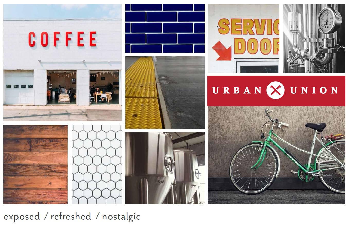 Urban Union collage