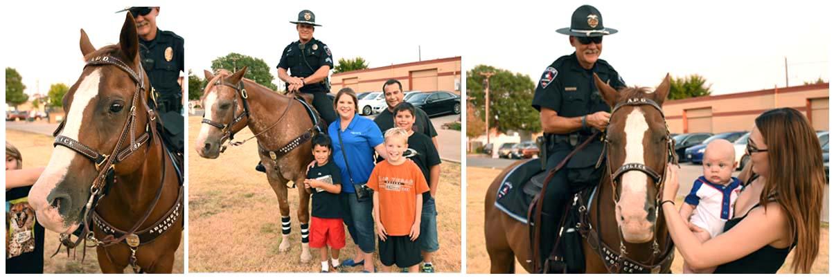 APD Mounted Patrol