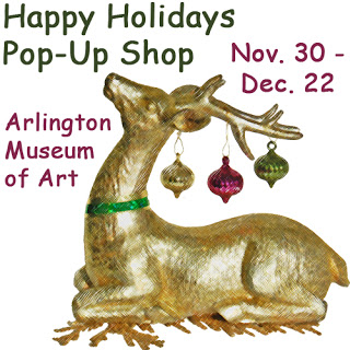Happy Holidays Pop Up Shop