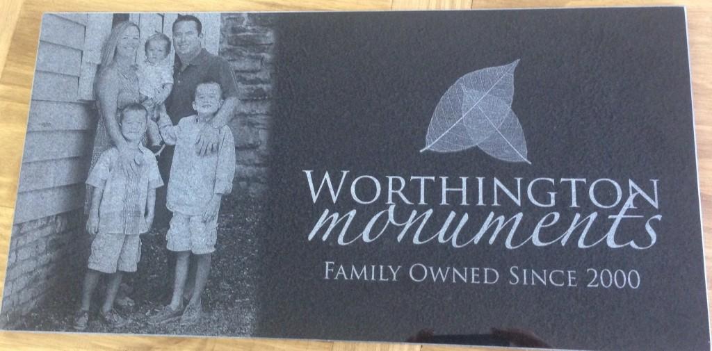 worthington monuments