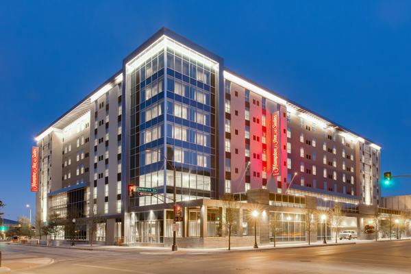 Hampton Inn Amp Suites Downtown Ft Worth Tx