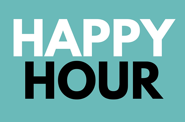 downtown happy hours - Events Calendar