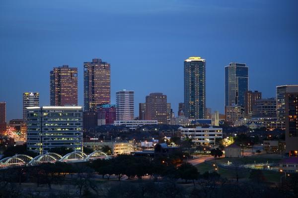 Wells Fargo - Downtown Ft Worth TX