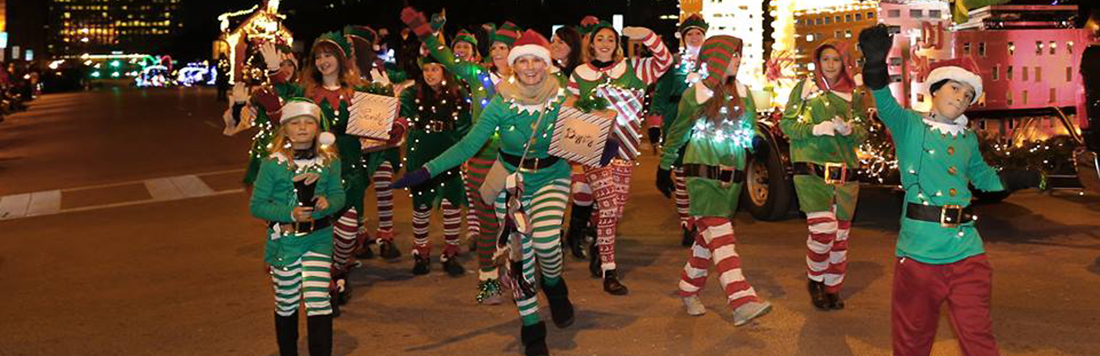 When Are All The Christmas Activities In Downtown Fort Worth In 2020 Parade of Lights   Downtown Fort Worth