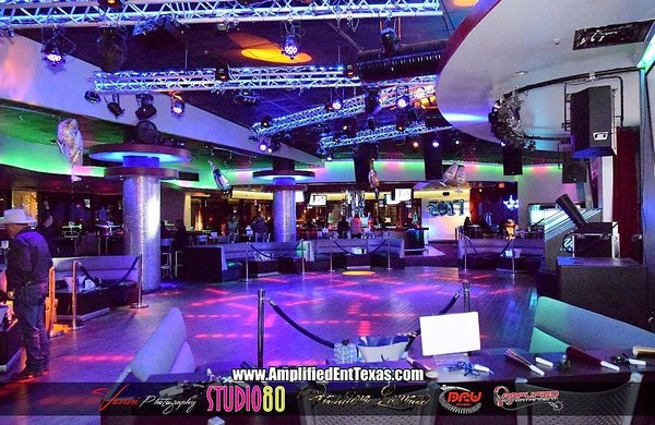 Studio 80 is the premier 80's club of the DFW metroplex and Great Houston area. Equipped with state of the art light and sound system, you are guaranteed to have the best 80's experience all over again!
