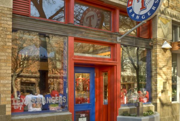 san francisco be646 fd852 Texas Rangers Team Shop - Downtown Ft Worth TX
