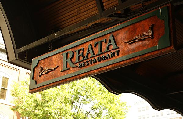 Reata Restaurant  Houston Street Fort Worth Tx