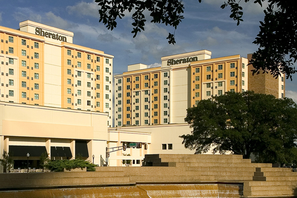 Nearby Dining Sheraton Fort Worth Restaurant
