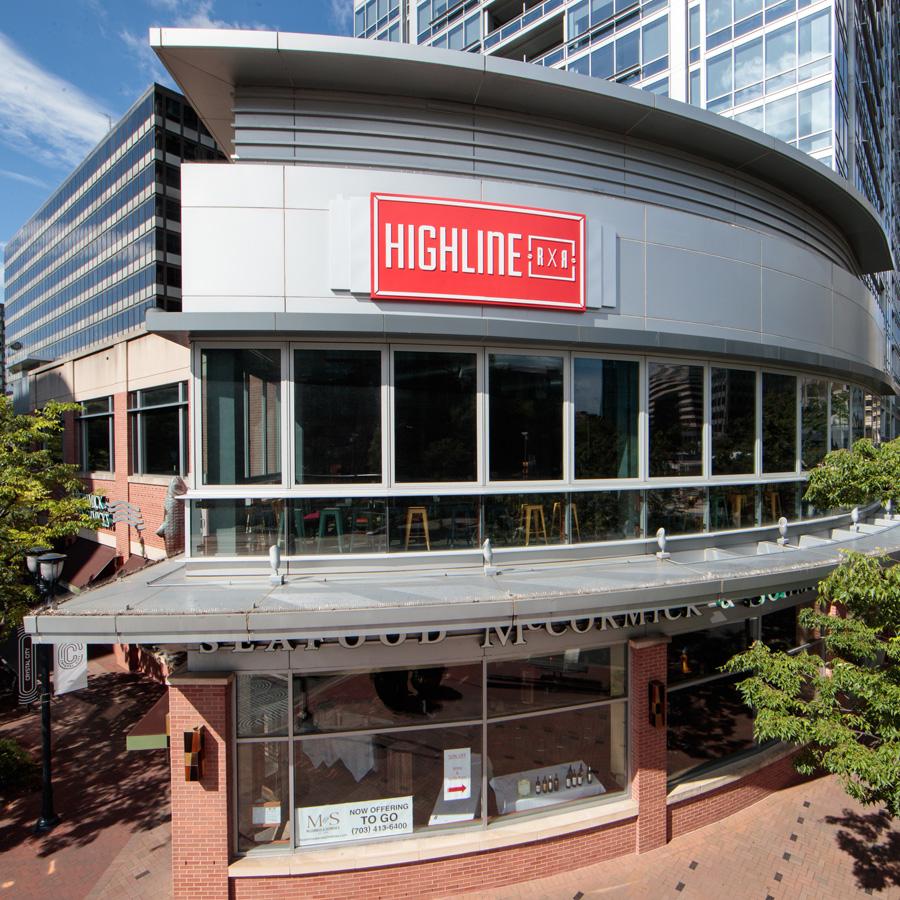 Highline RXR 2