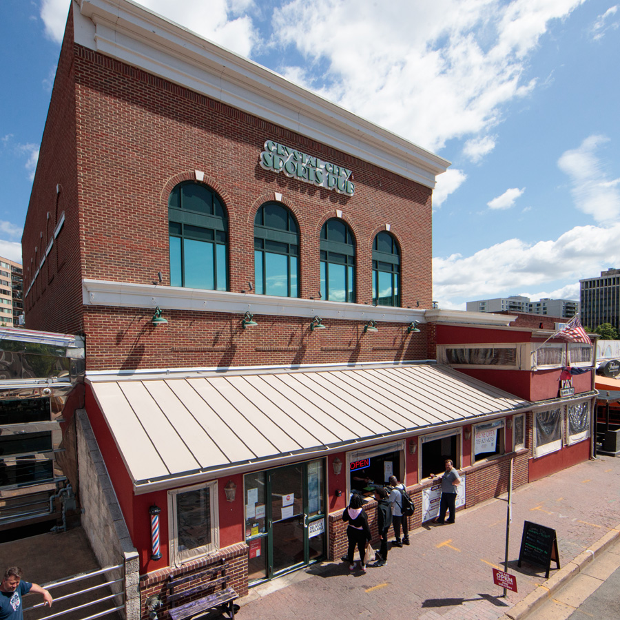 Crystal City Sports Pub 1
