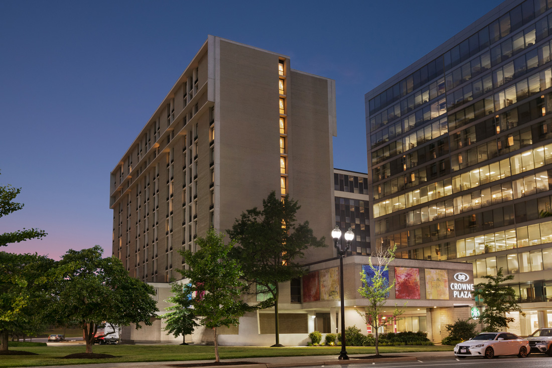 Crowne Plaza Crystal City – Washington, D. C. 1