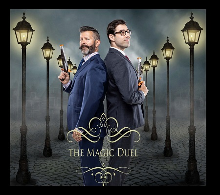 The Magic Duel Comedy Show at The Synetic Theater 2