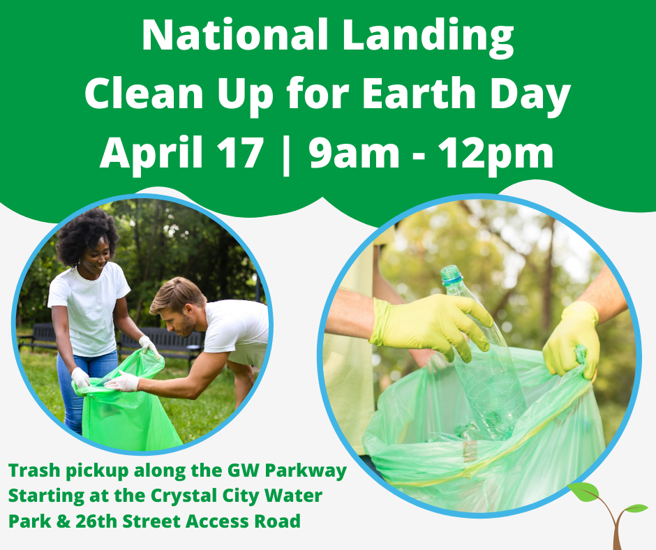 Trash Clean Up for Earth Day 1