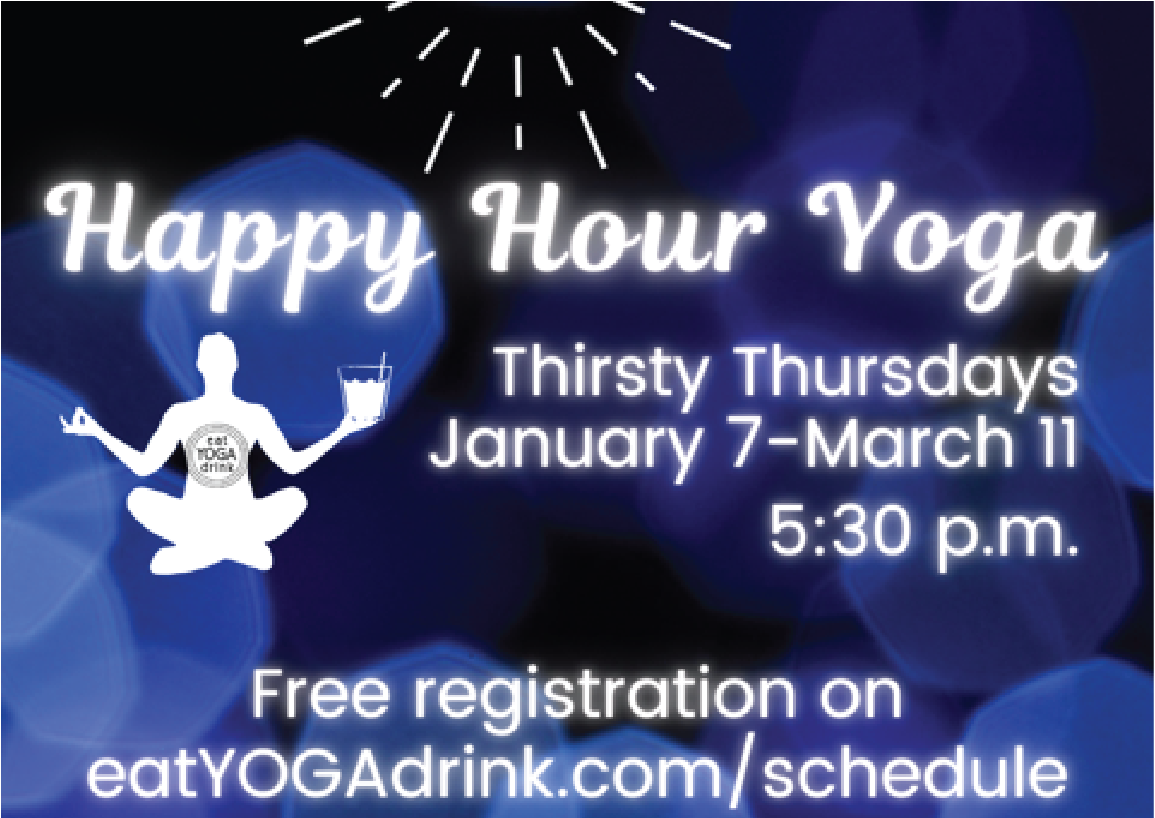 Happy Hour Yoga 1