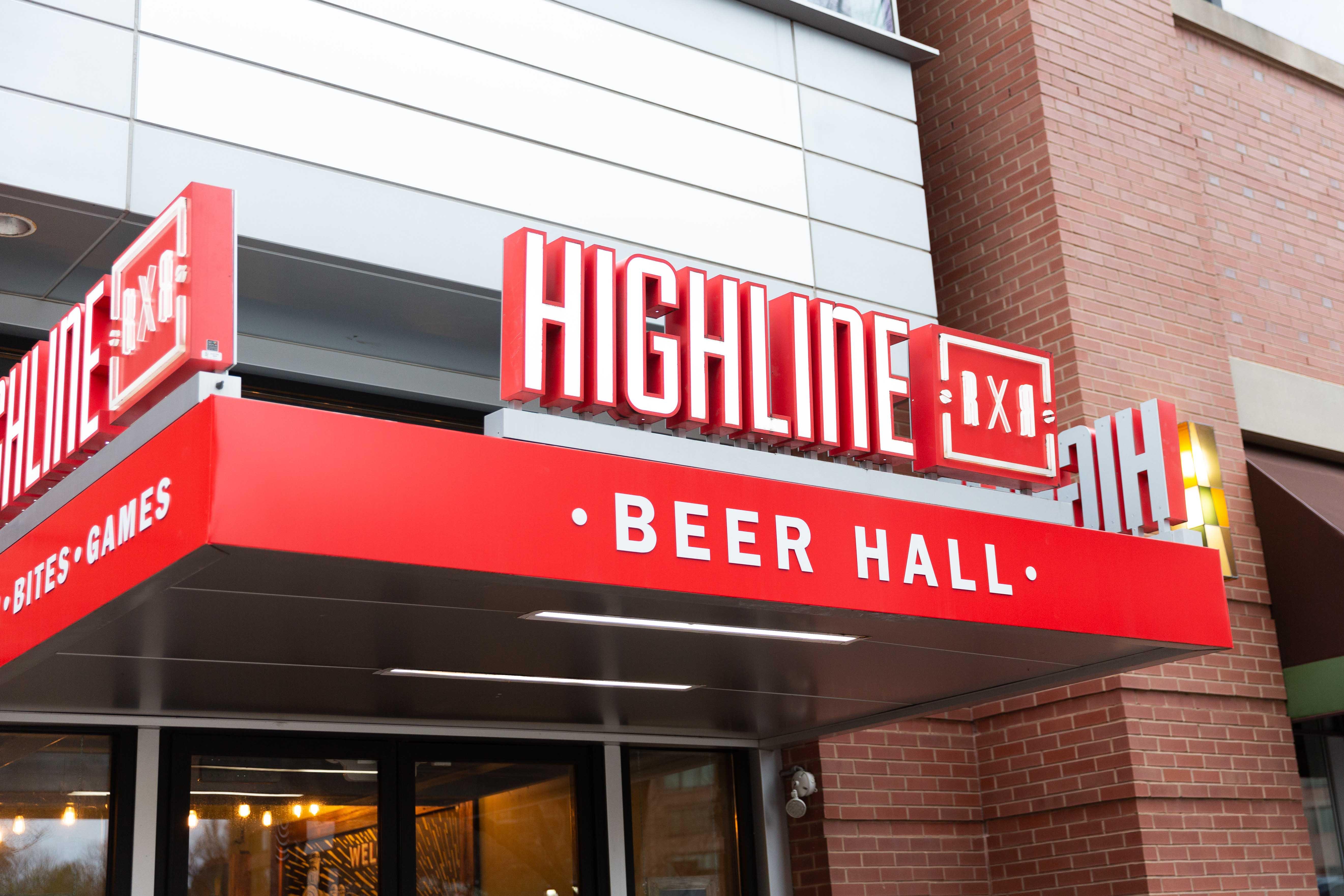Highline RXR 1